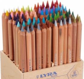 Värvipliiatsid